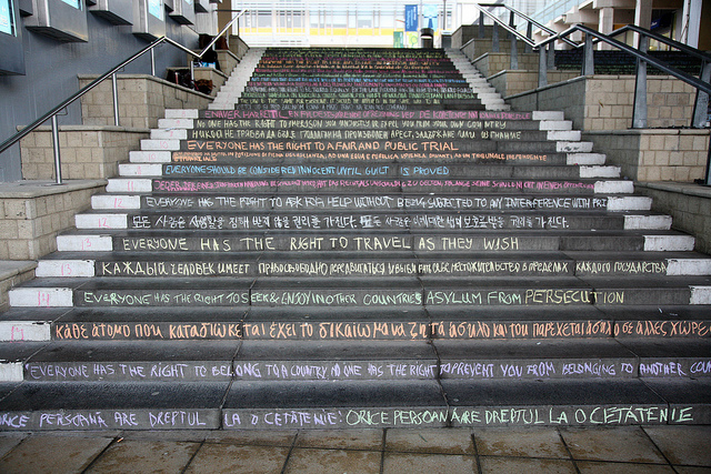 Human Rights Day (Kuva: Flickr 2013)